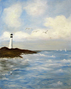 Jeanine Dahlquist - The Lighthouse