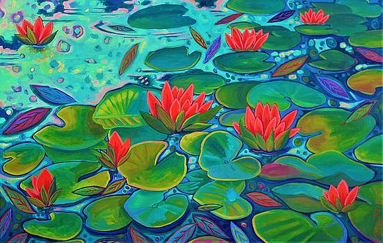 The Lilly Pad Life by Peggy Davis