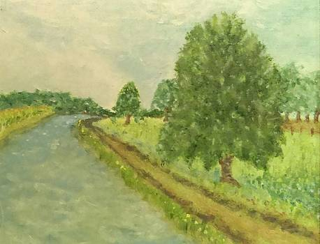 Ilona MONTEL - The Linge River