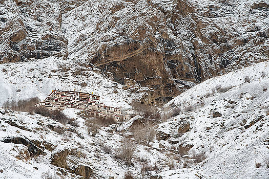 The Lingshed Monastery by Fotosas Photography
