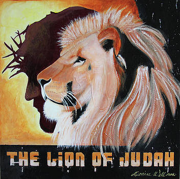The Lion of Judah by Donine Wellman
