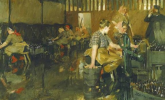Zorn Anders - The Little Brewery 1890