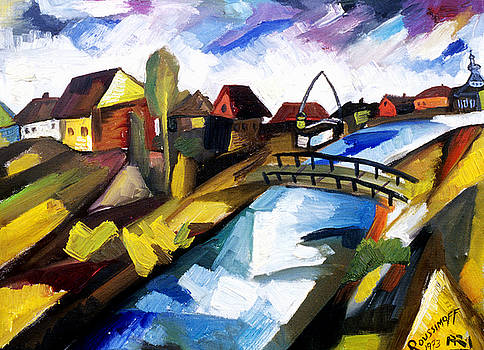 Ari Roussimoff - The Little Bridge