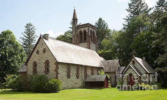 The Little Brown Church in the Vale by Carol Lynn Coronios