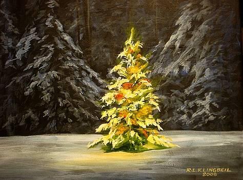 The Little Christmas Tree by Richard Klingbeil