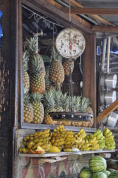 The little fruit stand by Jim Walls PhotoArtist