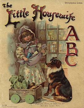 The Little Housewife ABC by Reynold Jay