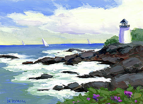 The Little Light House by Mary Byrom
