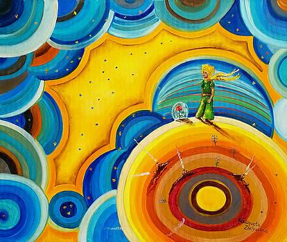 The Little Prince by Radosveta Zhelyazkova