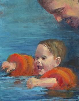 The Little Swimmer by Sharon Abbott-Furze