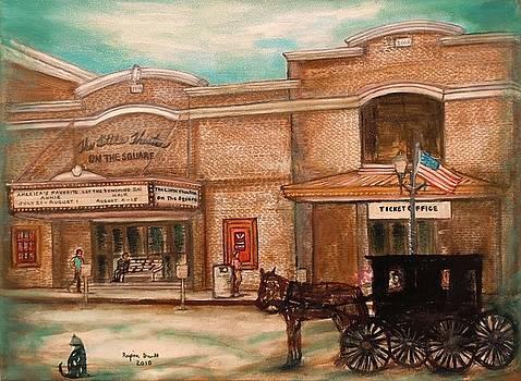 The Little Theatre by Regina Brandt
