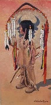 The Little Warrior by Larry Wetherholt