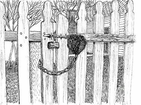 The Locked Gate by Dawn Boyer