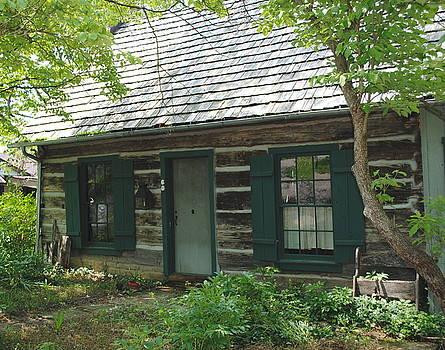 Jost Houk - The Log cabin
