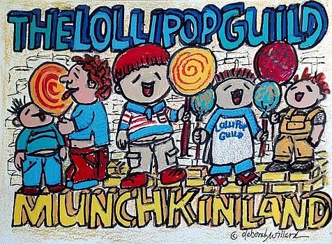 The Lollipop Guild by Deborah Willard