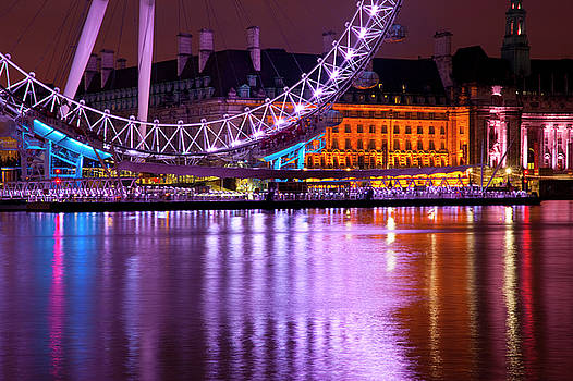 The London Eye by Donald Davis