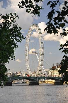 The London Eye by Hans Kool