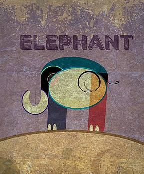 The Lone Elephant by Jayme Kinsey