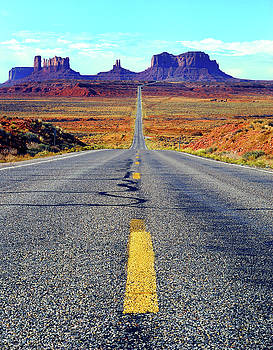 The Long and Winding Road by Frank Houck