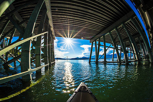 The Long Bridge by Cole Golphenee