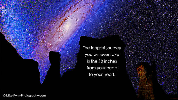 The Longest Journey by Mike Flynn