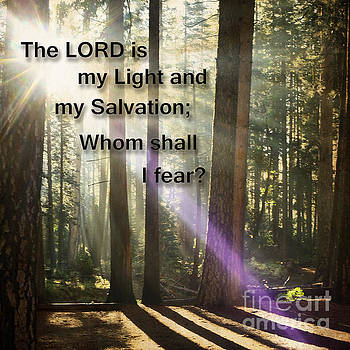 The Lord is My Light by MaryJane Armstrong