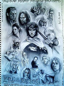 The Lord of the Rings by Unnamed Soul
