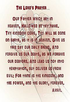 The Lord's Prayer by Eloise Schneider