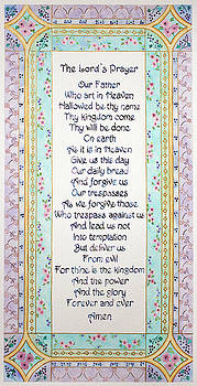 The Lord's Prayer by Lisa Vincent