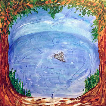 The Lost Heart by Antonella Manganelli