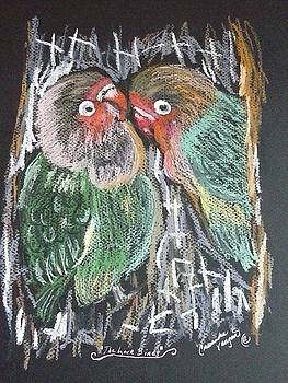 The Love Birds by Cassandra Vanzant