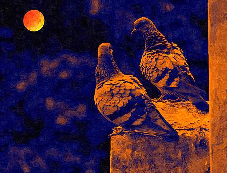 Bliss Of Art - Love in the moon light