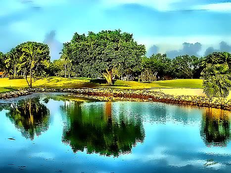Kathy Tarochione - The Love of Golf