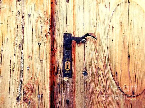 The Lovely Door Handle by Erika H