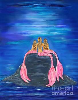 The Lovely Mermaids by Leslie Allen