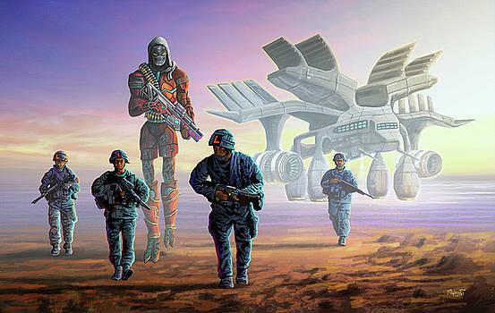 The Loyalists by Anthony Mwangi