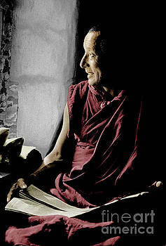 Craig Lovell - The Ma Shee Lama of Sera Gompa - Lhasa