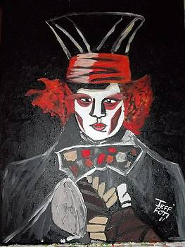 The Mad Hatter by Jeffrey Foti