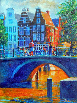 Michael Durst - The Magic of Amsterdam