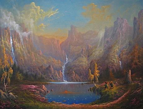 The Magical Lake by Ray Gilronan
