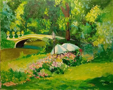 The Magnificent Bow Bridge by Nicolas Bouteneff