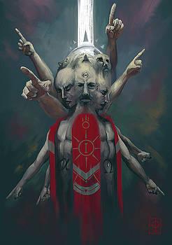 The Magus by Octavio Cordova