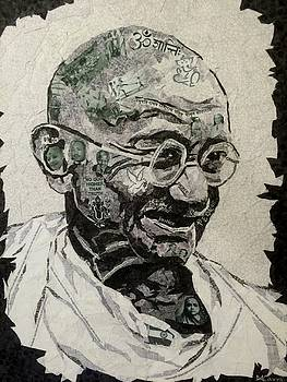 The Mahatma by Mihira Karra
