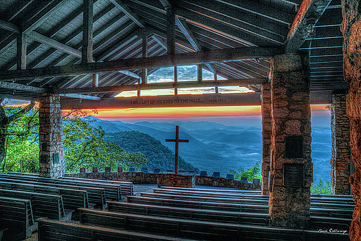 Reid Callaway - The Majestic View Pretty Place Chapel Great Smoky Mountains Art