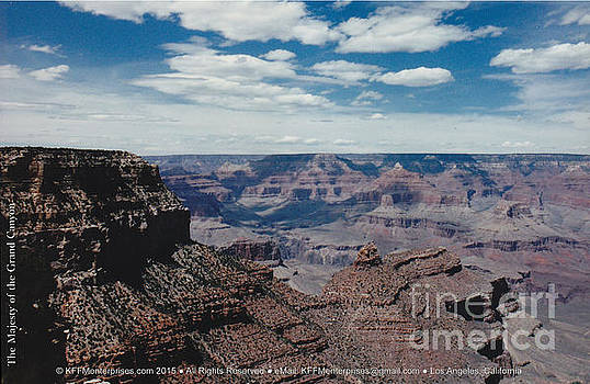 The Majesty of the Grand Canyon by Kevin Montague