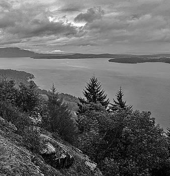 The Malahat Vancouver  Island British Columbia by Gregory Varano
