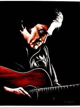 The Man in Black by Richard Klingbeil