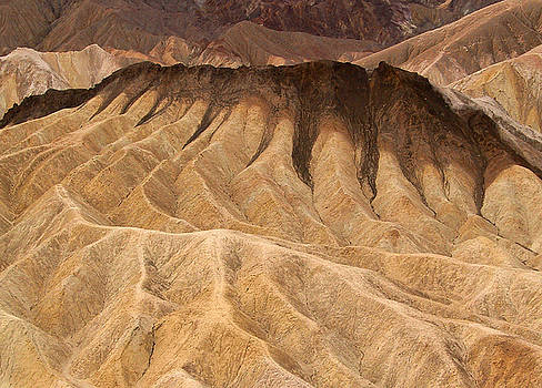 The Manifold, Death Valley by Tom Kidd