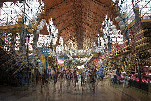 The Market Hall by Alex Lapidus