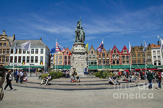 Pravine Chester - The Markt of Bruges